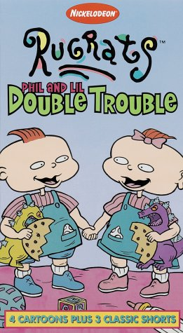 Phil And Lil Double Trouble Gallery Rugrats Wiki