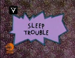 Rugrats - Sleep Trouble