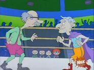 Rugrats - Wrestling Grandpa 110