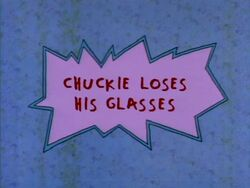Rugrats - Chuckie Loses His Glasses