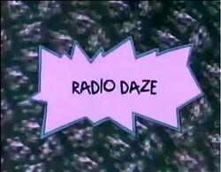 Rugrats - Radio Daze
