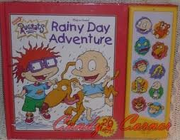 Rugrats Rainy Day Adventure Book