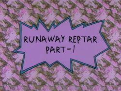 Rugrats - Runaway Reptar