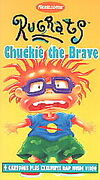 Chuckie the Brave 1996 VHS