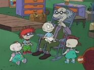 Rugrats - Auctioning Grandpa 185