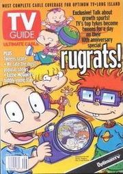 Rugrats Magazine Book