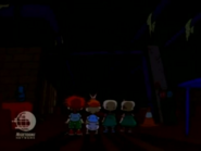 Journey to the Center of the Basement 90