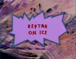 Rugrats - Reptar On Ice