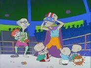 Rugrats - Wrestling Grandpa 156