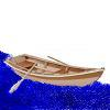 Ship - Rowboat Dinghy