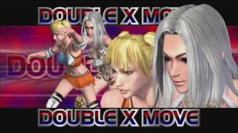 Rumble Roses XX - Double X Move (Magic Trap)