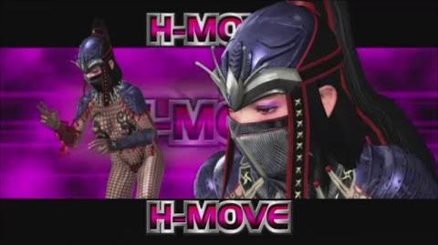 Rumble Roses XX - Benikage H-Move (Rikudou)