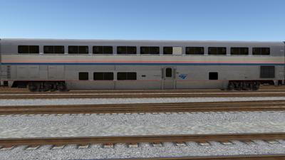 R8 Amtrak SleeperPhsV
