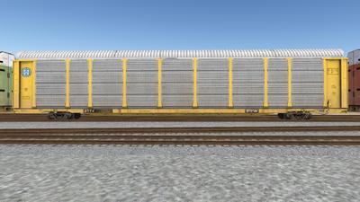 R8 Autorack Tri BNSF01