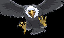 HARROWED EAGLE