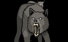 HEXED WOLF