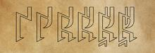 Library-Runes