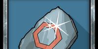 Rune Booster Charm: Rozh Gemstone