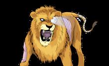 CORRUPT LION HUSK