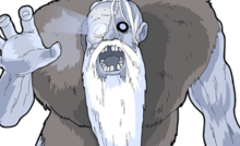 WRETCHED FROST GIANT HUSK