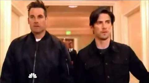 HEROES Nathan and Peter vs Sylar