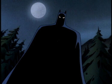 BAT IN THE SHADOWS