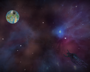 Tuska in space
