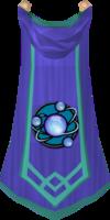 Divination master cape detail