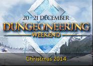 Dungeoneering weekend lobby banner 2