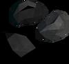 Steel nuggets detail