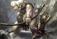 Ogre and Goblin Artwork