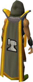 Retro smithing cape (t) equipped