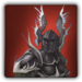 Shadow Knight outfit icon (female)