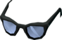 Sunglasses (white) detail