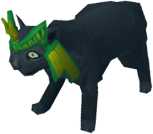 Kharidian cat pet