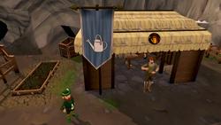 Head Farmer Jones's Farming Shop