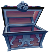 Treasure chest (uncharted isles) tier 2 open