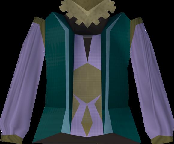 File:Dervish robe (blue, female) detail.png