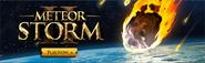 Meteor Storm 2 lobby banner