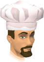 Charlie the cook chathead