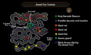 Grand Tree Tunnels map