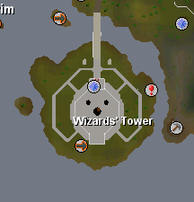 Wizard's Tower map leak