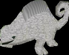Adult chameleon (ice)