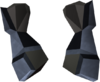 Warrior gauntlets (rune) detail
