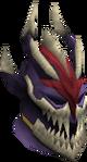 Dragonbone full helm chathead