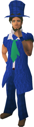 Trader crewmember (male)
