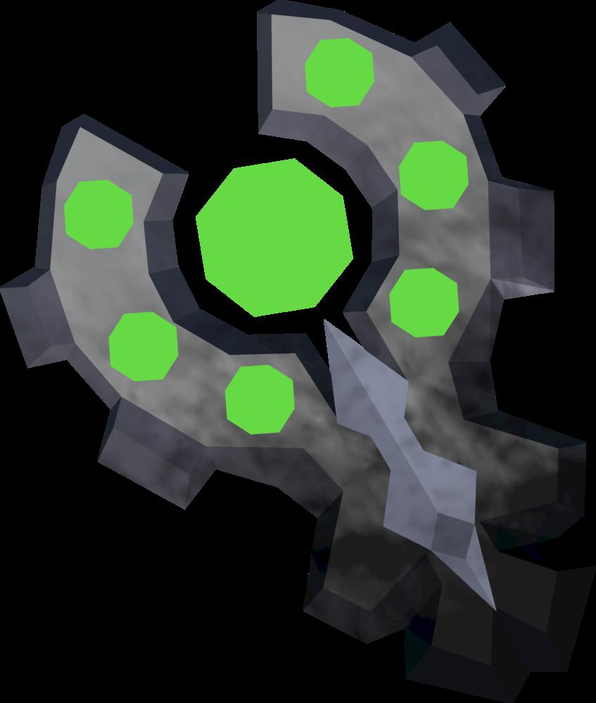 Ectoplasmator detail