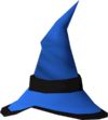 Wizard hat (t) detail