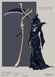 Harold Death concept art