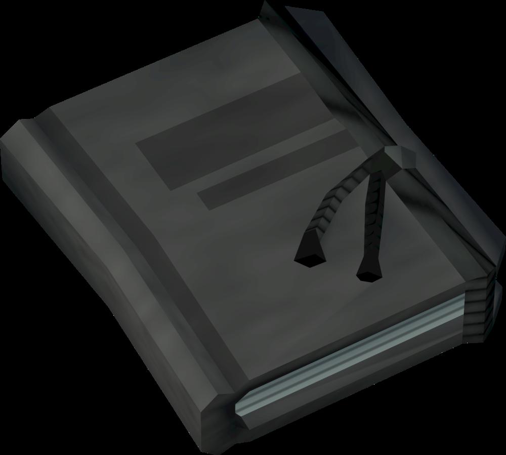 Weathered Tarddian Journal detail